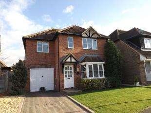 4 Bedrooms Detached House for sale in Barwick Close, Rustington, Littlehampton, West Sussex