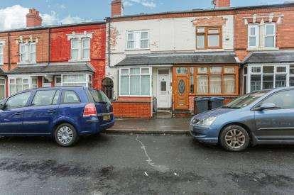 3 Bedrooms Terraced House for sale in Jackson Road, Alum Rock, Birmingham, West Midlands