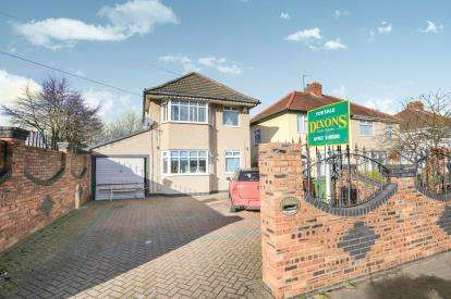 3 Bedrooms Detached House for sale in Green Lane, Claregate, Wolverhampton, West Midlands