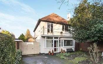 4 Bedrooms Detached House for sale in Star Lane, Orpington, Kent, BR5 3LJ