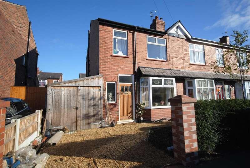 3 Bedrooms Semi Detached House for sale in Holme Terrace, Swinley, Wigan