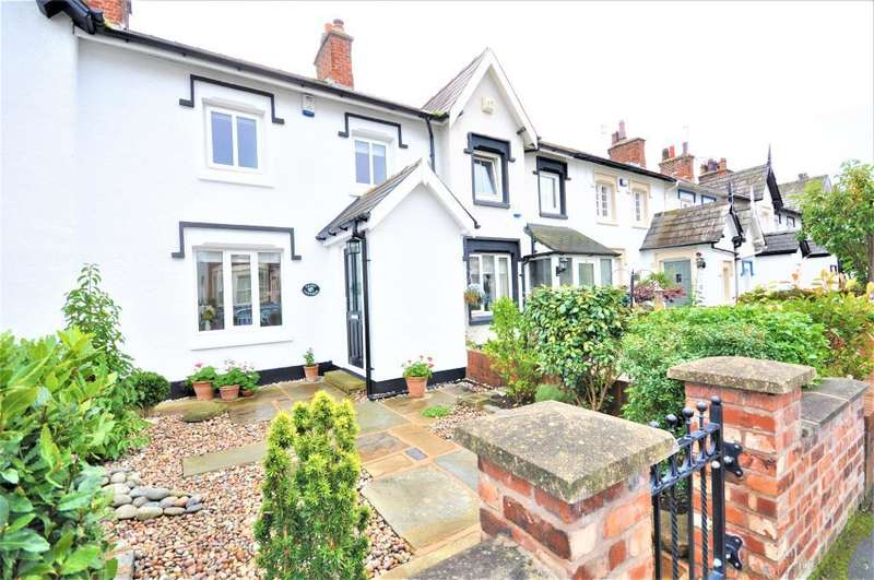 3 Bedrooms Terraced House for sale in Westby Street, Lytham, Lytham St Annes, Lancashire, FY8 5JF