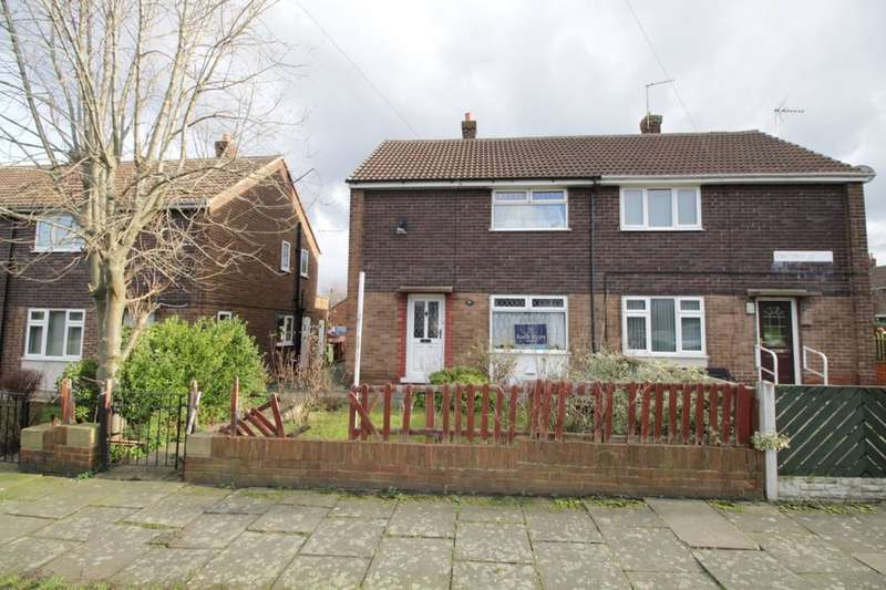 2 Bedrooms Semi Detached House for sale in Chiltern Avenue, Whitwood, Castleford, WF10
