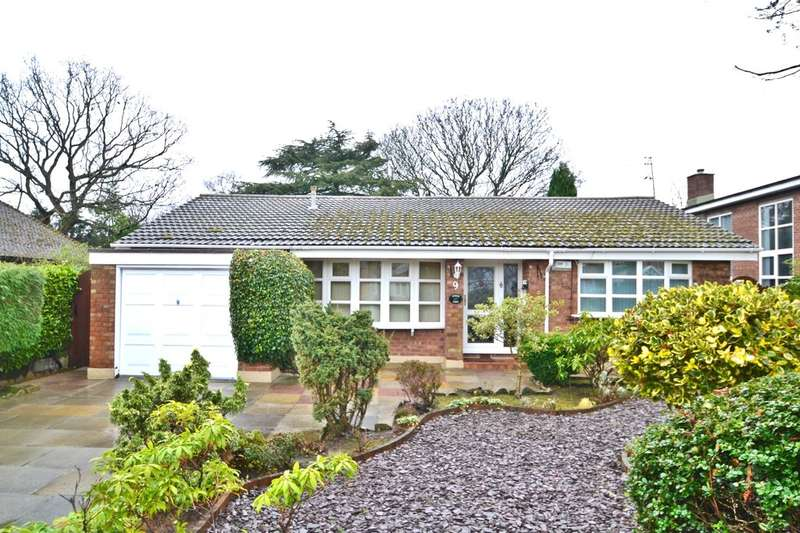 3 Bedrooms Detached Bungalow for sale in Elm Road, Gatley