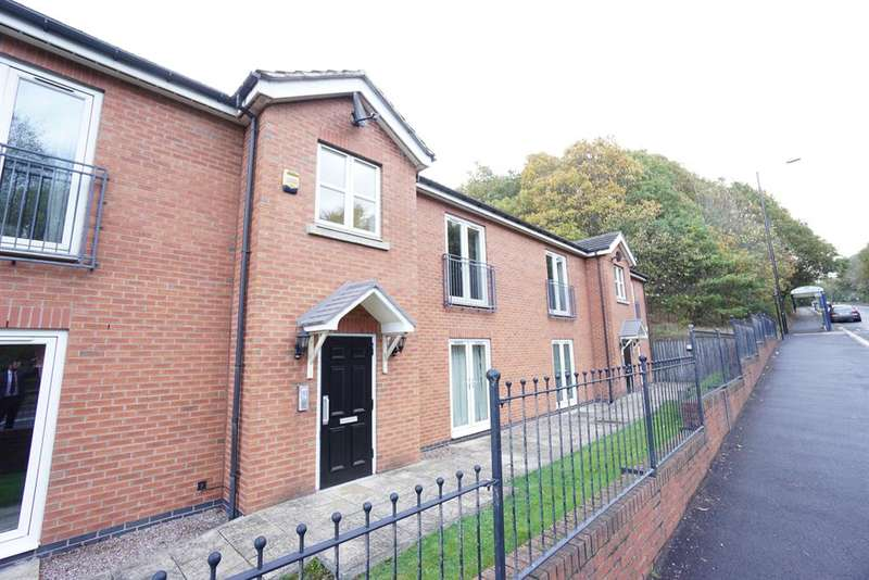 2 Bedrooms Flat for sale in Herries Road, Sheffield, S5 8NY