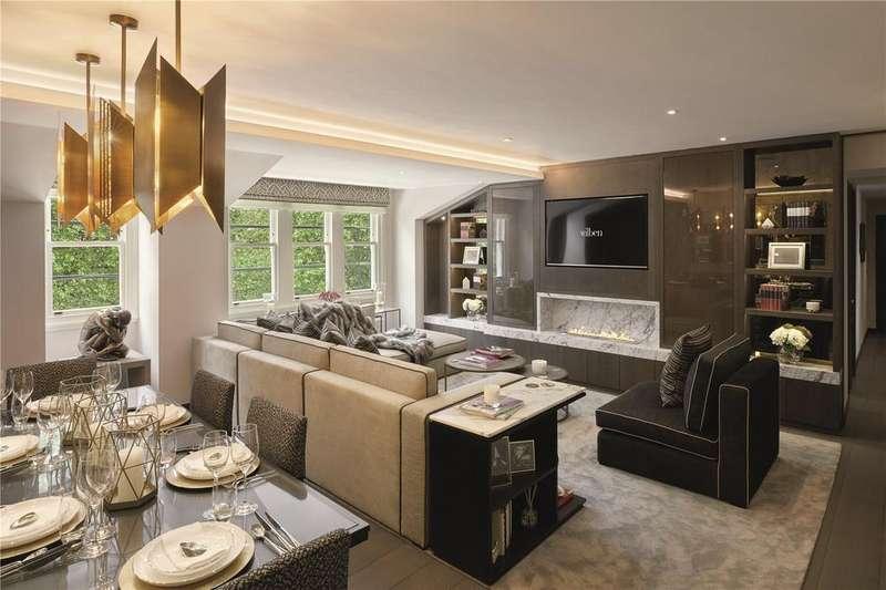 3 Bedrooms Penthouse Flat for sale in Rutland Gate, Knightsbridge, London, SW7