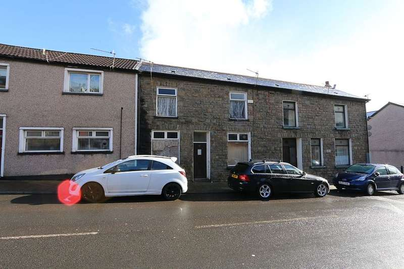 4 Bedrooms Terraced House for sale in East Road, Tylorstown, Ferndale, Rhondda, Cynon, Taff, CF43