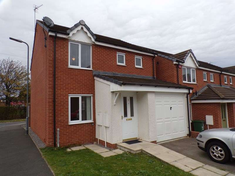 3 Bedrooms Property for sale in Brusselton Court, Stockton-on-Tees, Stockton-on-Tees, Durham, TS18 3AN
