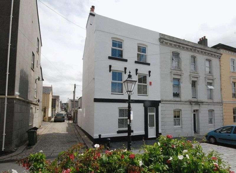 3 Bedrooms Property for sale in Wolsdon Place, Plymouth