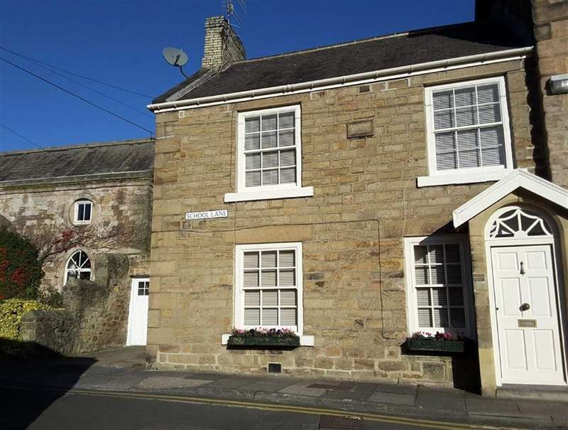 4 Bedrooms Semi Detached House for sale in Old School House, Whickham, Tyne And Wear