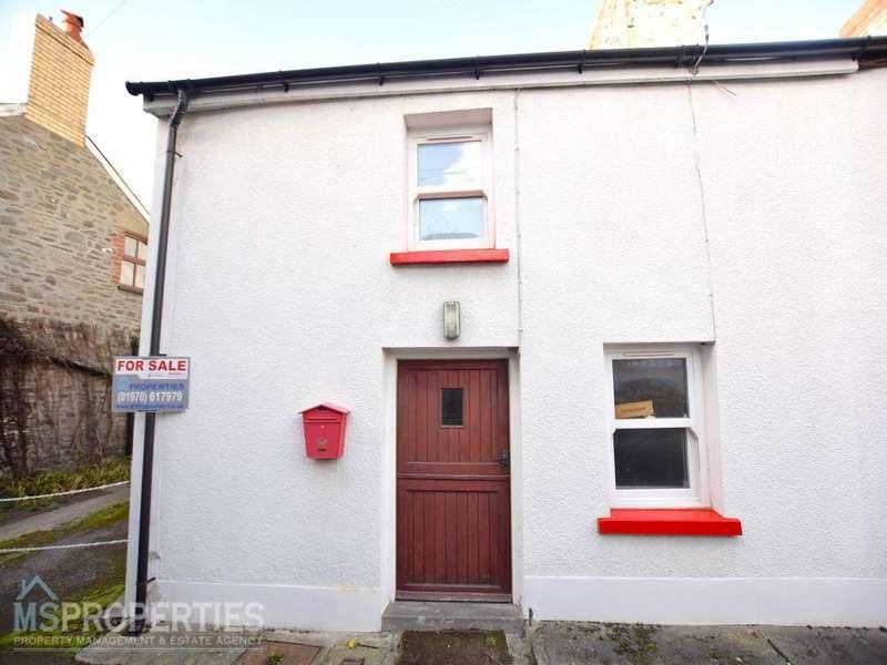 1 Bedroom Cottage House for sale in Llanrhystud, Ceredigion, Wales