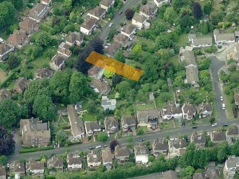 Land Commercial for sale in The Plot - Withdean Crescent Brighton BN1