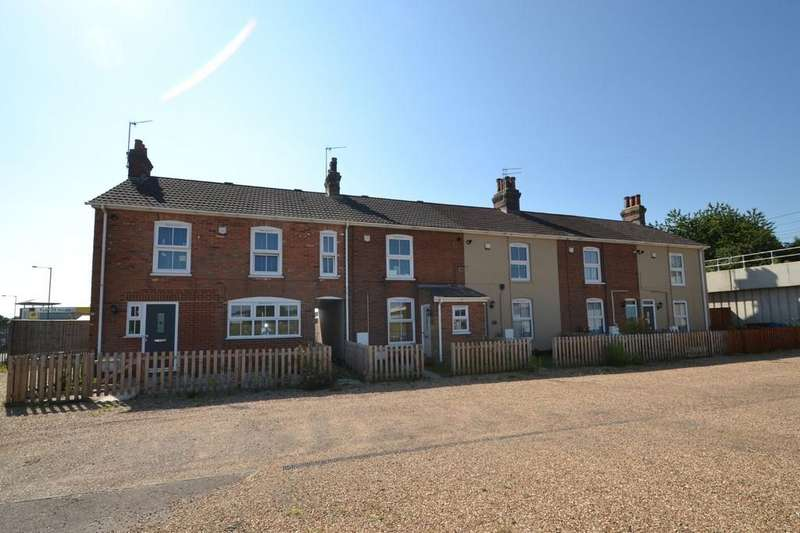 2 Bedrooms End Of Terrace House for sale in Sproughton Road, Ipswich, IP1 5AQ