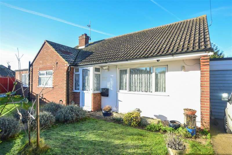 2 Bedrooms Detached Bungalow for sale in Brook Close, , Herne Bay, Kent