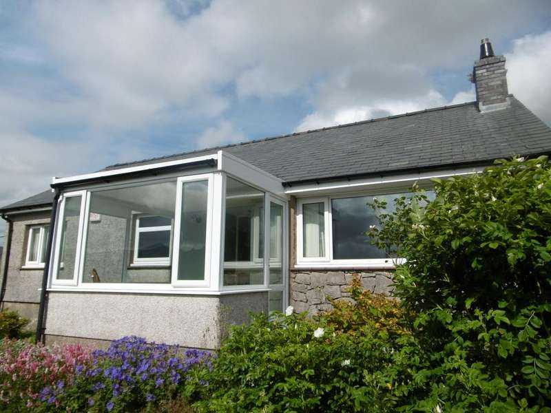 3 Bedrooms Detached Bungalow for sale in Pant Llwyd, Ffestiniog LL41
