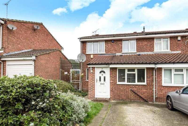 3 Bedrooms End Of Terrace House for sale in Poplar Grove, Friern Barnet