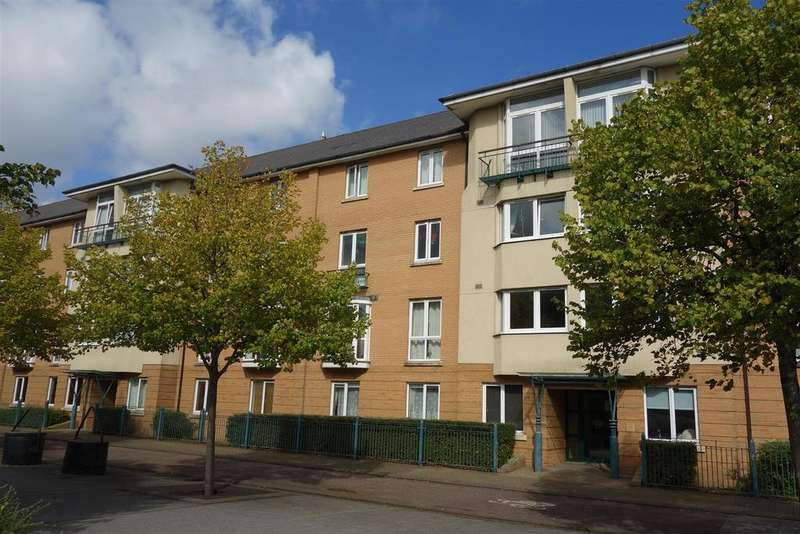 2 Bedrooms Flat for sale in Verona House, Lloyd George Avenue, Cardiff
