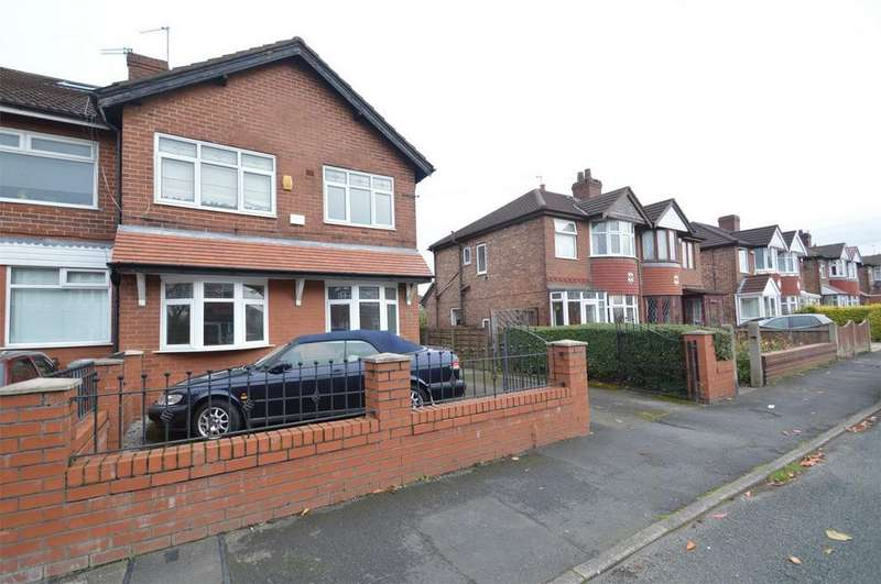 3 Bedrooms End Of Terrace House for sale in Arderne Road, Timperley, Cheshire