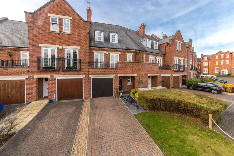 4 Bedrooms Terraced House for sale in Azalea Close, Napsbury Park, St. Albans, Hertfordshire