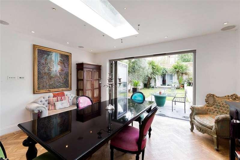 5 Bedrooms Terraced House for sale in Battersea Park Road, Battersea, London, SW11
