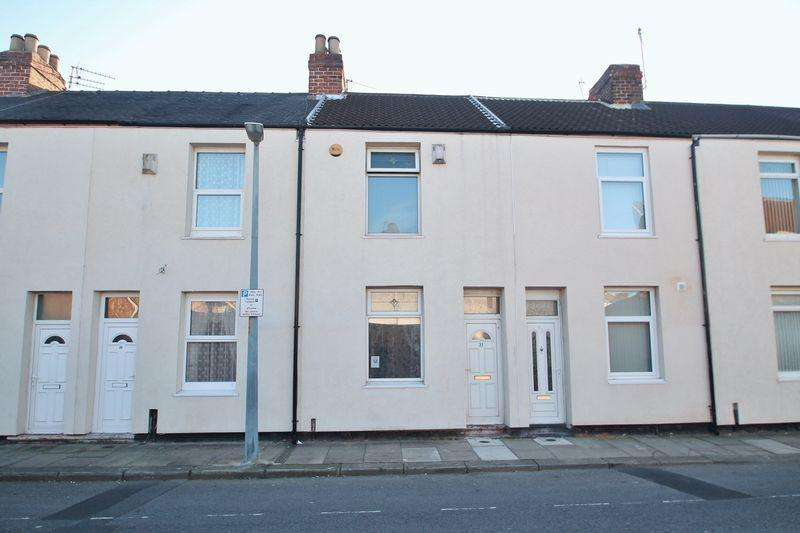 2 Bedrooms Terraced House for sale in Bow Street, Middlesbrough