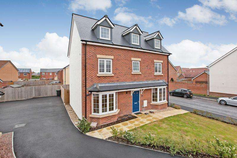 5 Bedrooms Detached House for sale in THE HEATHFIELDS