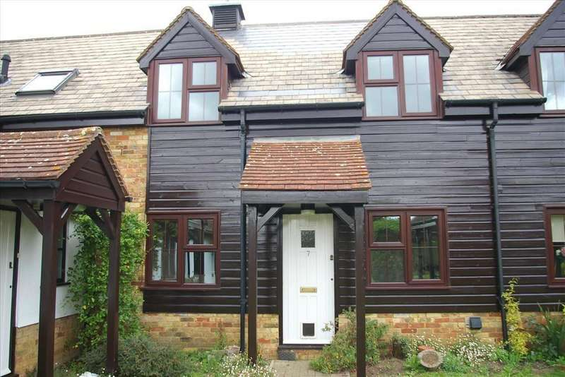 3 Bedrooms Terraced House for rent in Stewart Croft, Bury Hill, Potton, SANDY, SG19