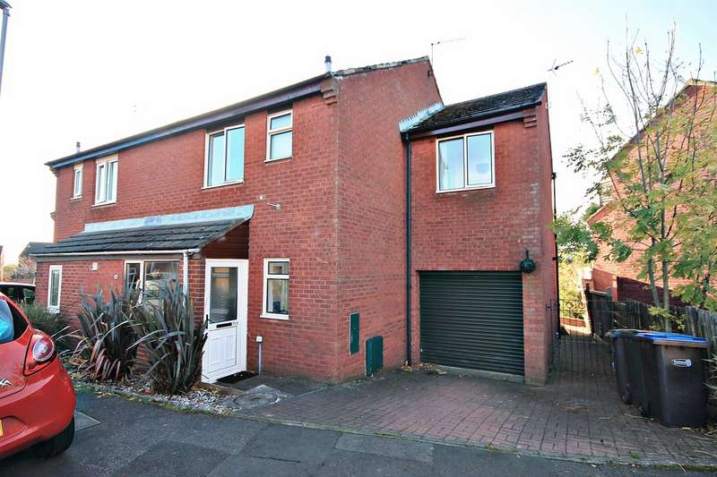 4 Bedrooms Semi Detached House for sale in Birkdale Gardens, Belmont, Durham