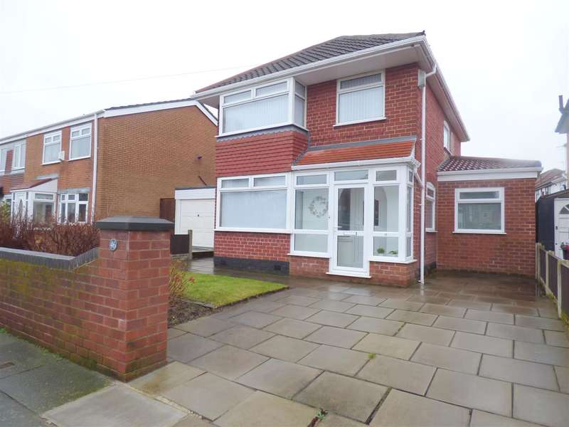 3 Bedrooms Detached House for rent in Windsor Road, Huyton, Liverpool