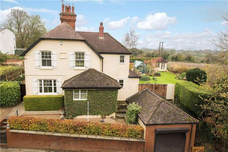 4 Bedrooms Unique Property for sale in Nash Road, Great Horwood, Buckinghamshire