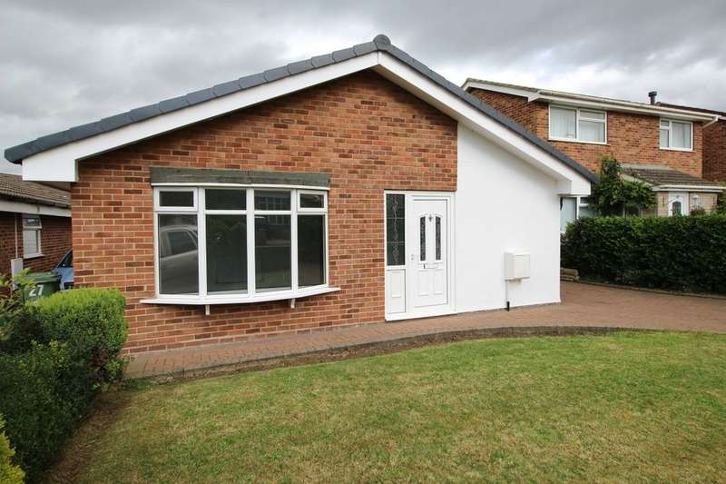 3 Bedrooms Detached Bungalow for sale in Coombe Way, Stockton-On-Tees, TS18