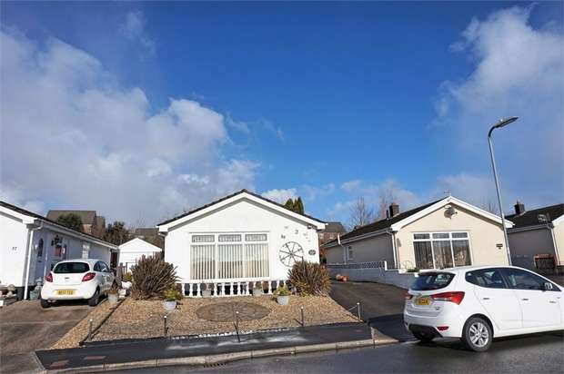 2 Bedrooms Detached Bungalow for sale in Stratton Way, Neath Abbey, Neath, West Glamorgan