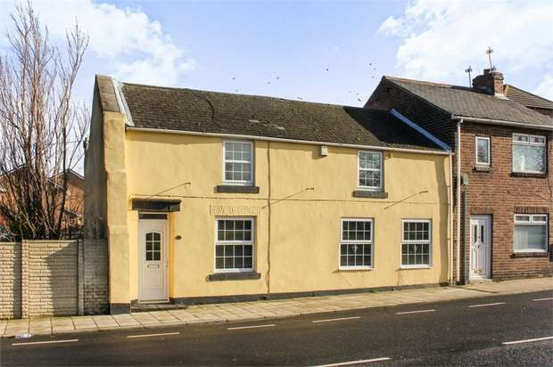 4 Bedrooms Semi Detached House for sale in Front Street East, Haswell, Durham