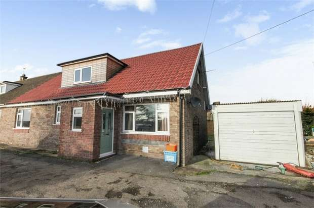 4 Bedrooms Semi Detached Bungalow for sale in Cliffe Terrace, Burry Port, Carmarthenshire
