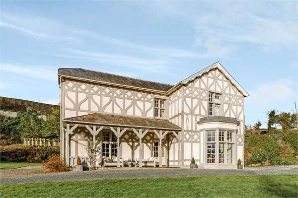 9 Bedrooms Detached House for sale in Knighton, Knighton, Powys