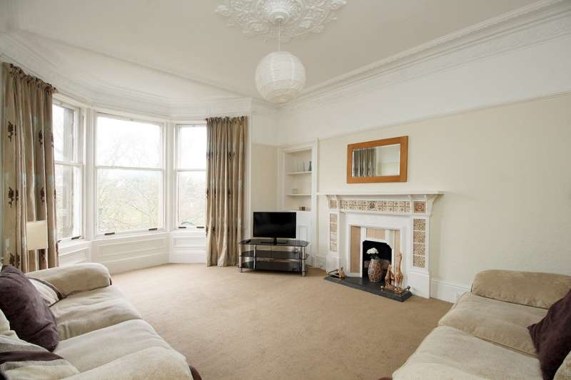 2 Bedrooms Flat for sale in Baxter Park Terrace, Dundee, DD4 6NL