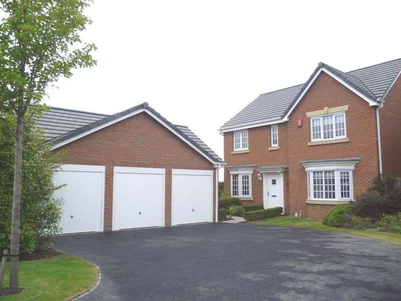 4 Bedrooms Detached House for rent in Halesworth Road, Sheffield, S13