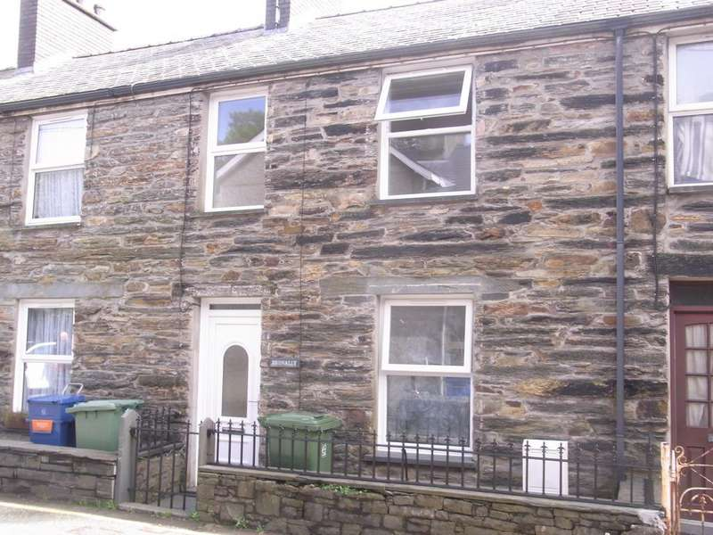 3 Bedrooms Terraced House for sale in 2 Gwilym Terrace, Penrhyndeudraeth LL48