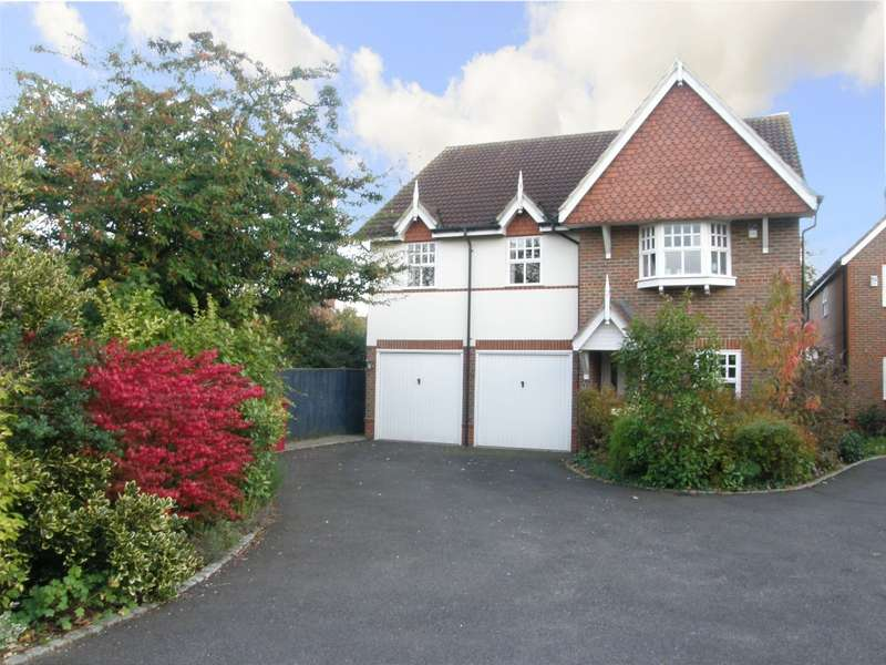 5 Bedrooms Detached House for rent in Albert Illsley Close, Tilehurst, Reading, RG31