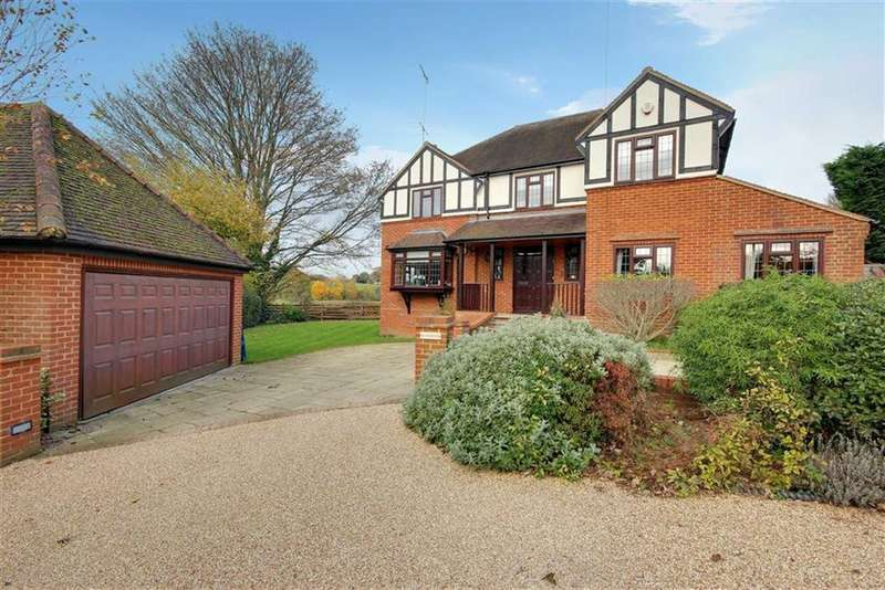 6 Bedrooms Detached House for sale in Brook Drive, Radlett, Hertfordshire