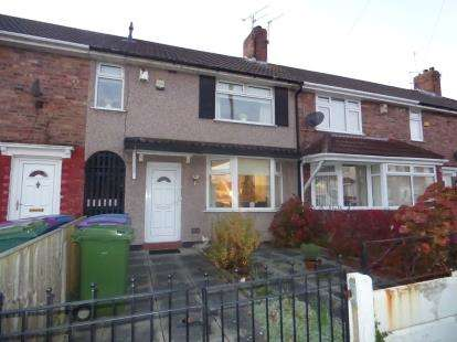 2 Bedrooms Terraced House for sale in Gribble Road, Fazakerley, Liverpool, Merseyside, L10