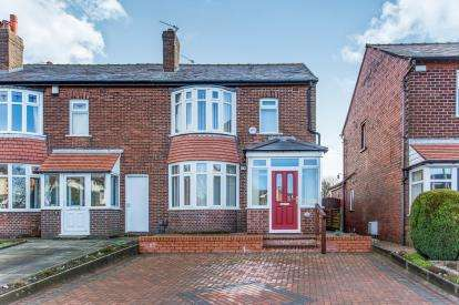 3 Bedrooms Terraced House for sale in Newbrook Road, Over Hulton, Bolton, Greater Manchester, BL5