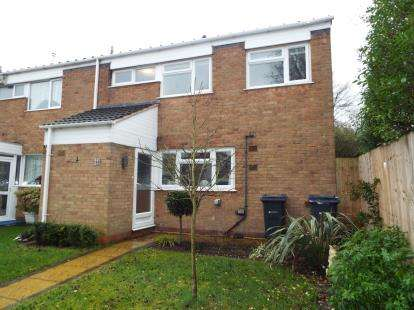 3 Bedrooms End Of Terrace House for sale in Keble Grove, Sheldon, Birmingham, West Midlands