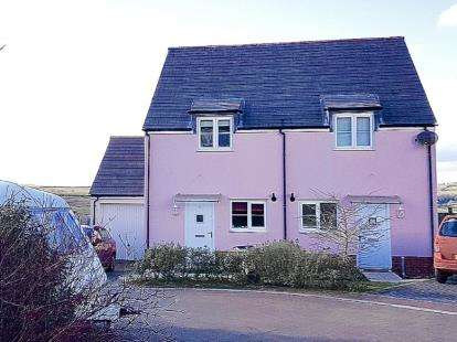 2 Bedrooms Semi Detached House for sale in Looe, Cornwall, United Kingdom