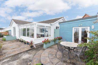3 Bedrooms Bungalow for sale in Carbis Bay, St Ives, Cornwall