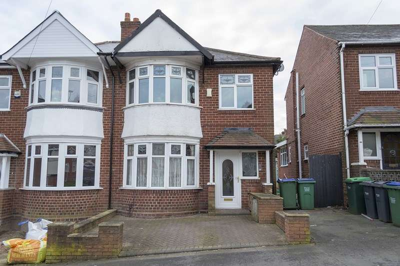 3 Bedrooms Semi Detached House for sale in St. James Road, Oldbury