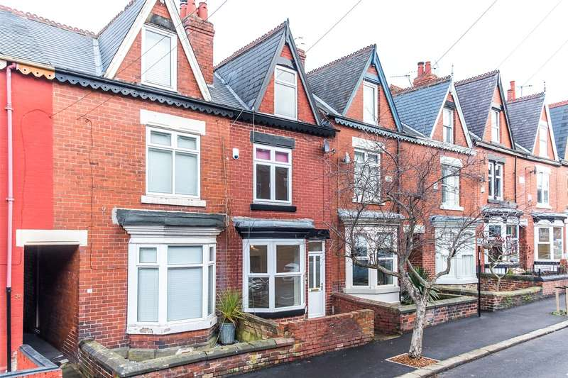 3 Bedrooms Terraced House for sale in Bowood Road, Sharrowvale, Sheffield, S11