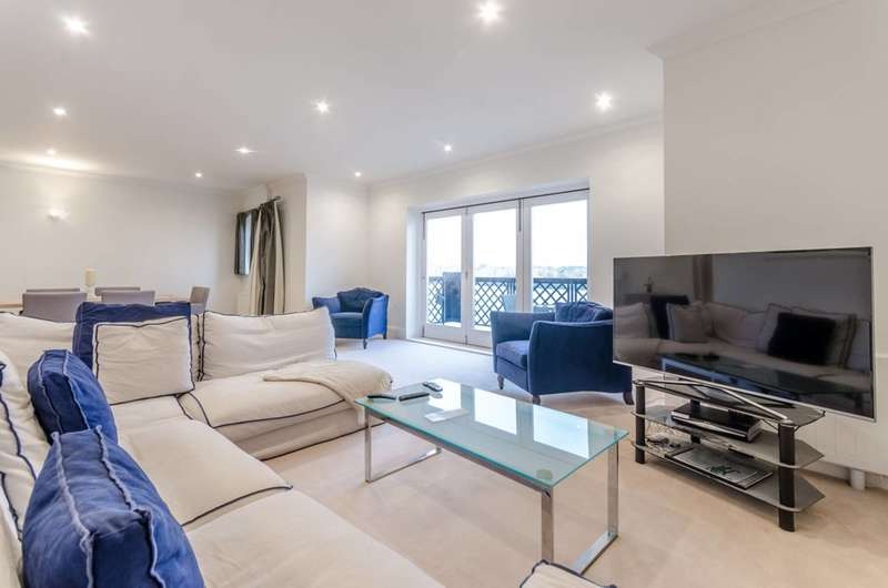 2 Bedrooms Flat for sale in Old Sun Wharf, Limehouse, E14