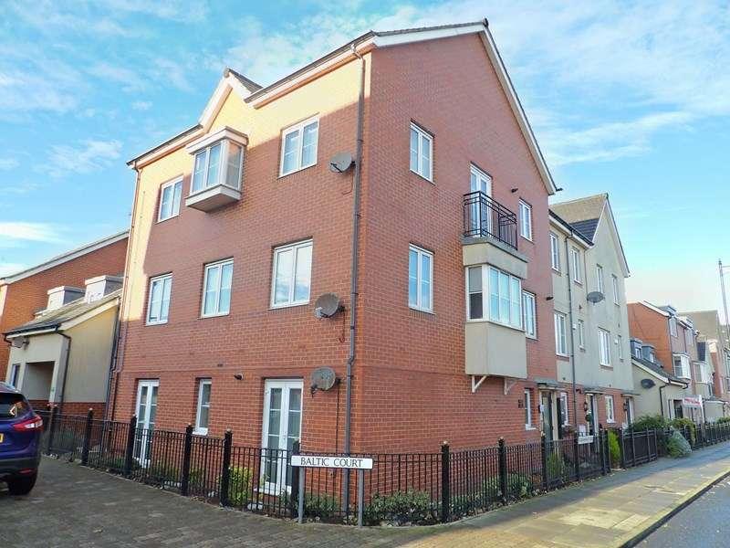 1 Bedroom Apartment Flat for sale in Sea Winnings Way, Westoe Crown Village , South Shields, Tyne and Wear, NE33 3NS