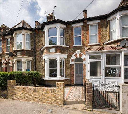 4 Bedrooms House for sale in Somerset Road, Walthamstow